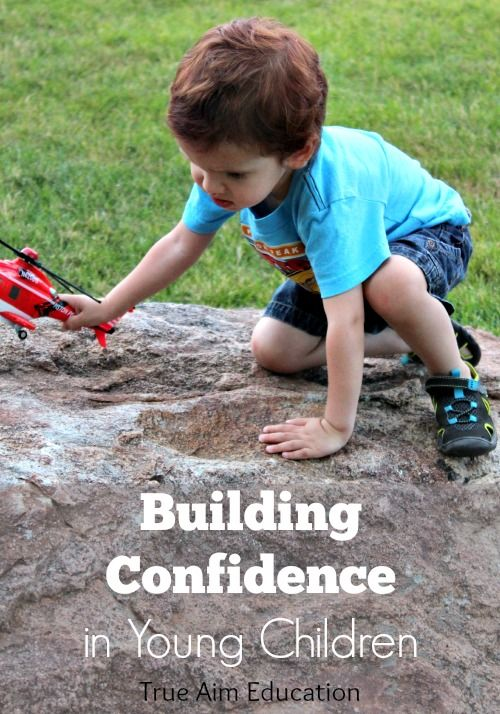 how to build self confidence in toddlers