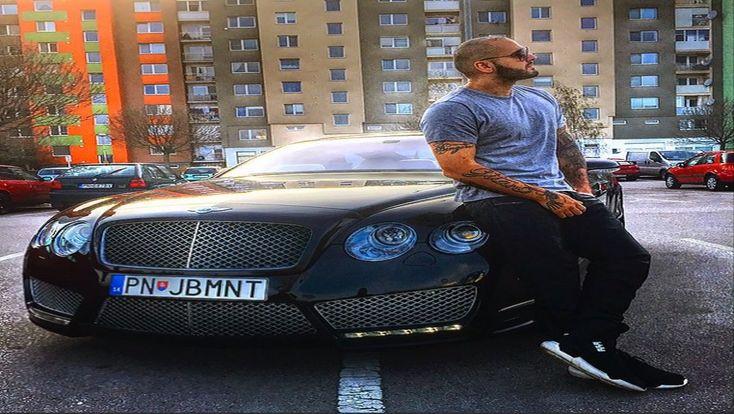 """VIDEO: Bentley, lóve, ženy aneb úplne """"obyčajný"""" život RYTMUSA"""