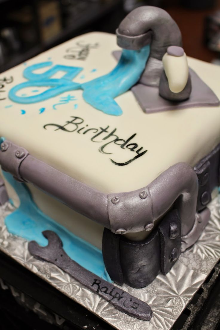 29 Best Cake Plumber Images On Pinterest Decorated