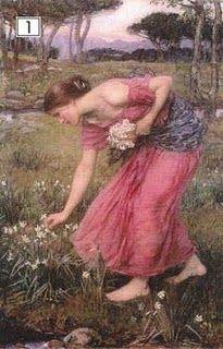 Alseídes: ninfas das flores -Na mitologia grega, Alseídes eram ninfas associadas aos bosques e suas flores. habitam nos canaviais e arvoredos Costumavam assustar viajantes que passavam por seus domínios.Segundo a lenda Alseíde, a mais formosa das ninfas, protegeu a um campo de amapolas da fúria e dos raios de zeus. Logo, um arrependido deus olímpico, ao ver seu valor e desejo de cuidar das flores premiou a ninfa, dando-lhe este campo para sempre...