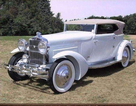 1929 Stutz