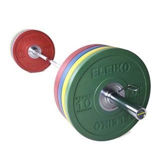 Eleiko Sport Training set - 160 kg