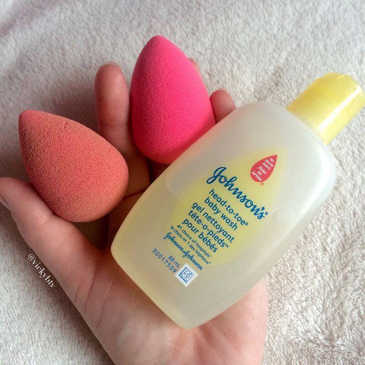 Beauty Blender Cleanser Dupe