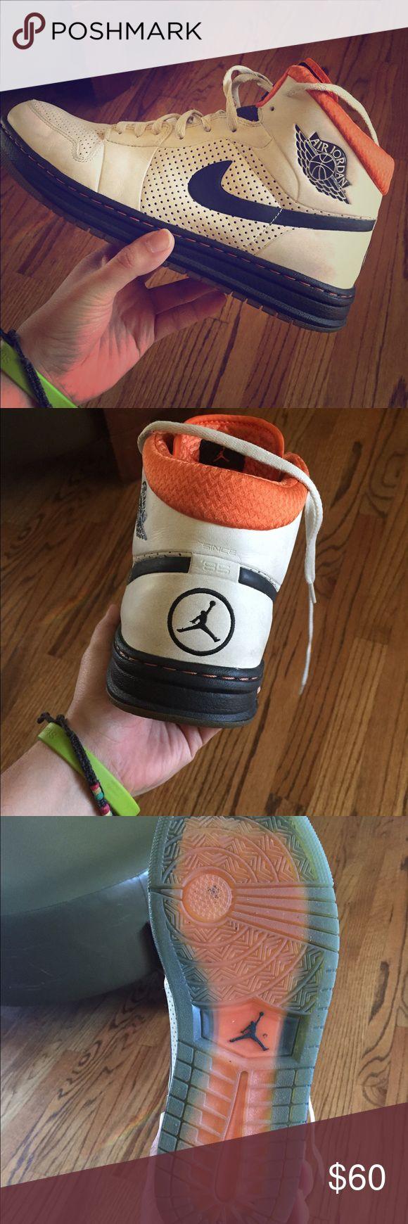 Jordan's 1 black history month Clean Jordan's only wore few times Jordan Shoes Athletic Shoes