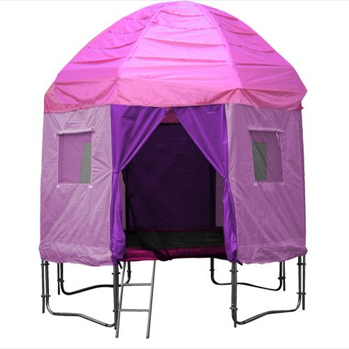 Tr&oline tents these are a great addition to your tr&oline. This tr&oline tent also has removable sides to become a sun shade on hot days.  sc 1 st  Pinterest & The 25+ best 12ft trampoline ideas on Pinterest | Trampoline tent ...
