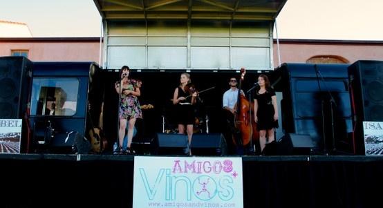 Amigos & Vinos @ Isabel Vineyard 2013