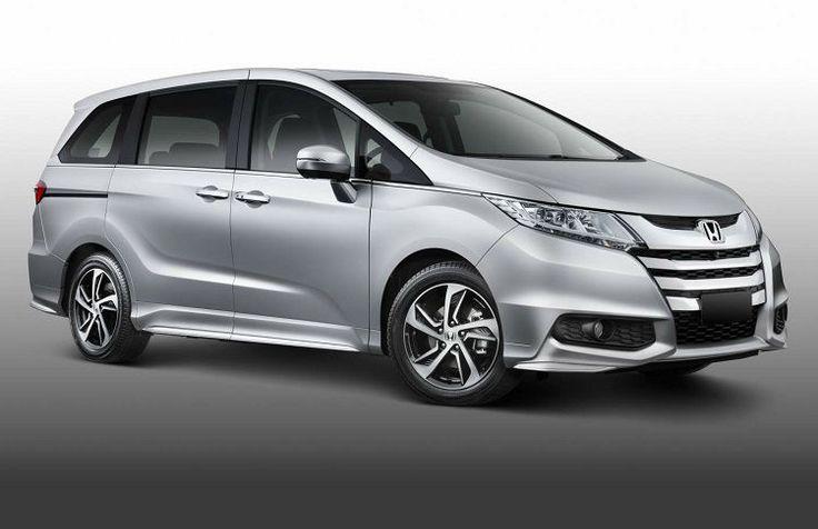 2015 Honda Odyssey Mpg