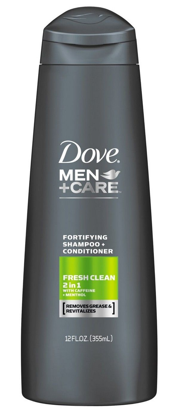 So, here's my secret to my dandruff free, non-itchy, shiny, soft, and touchable beard. Dove Men +Care 2-in-1 shampoo and conditioner. About $3.00 a bottle at Wal-Mart versus the $12.00 and up beard balms and oils. Beard oils may work better, I honestly do