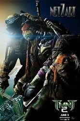 As Tartarugas Ninja: Fora das Sombras – Dublado