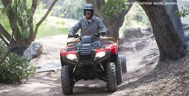 New 2016 Honda FourTrax® Rancher® ES ATVs For Sale in Arizona. 2016 Honda FourTrax® Rancher® ES,