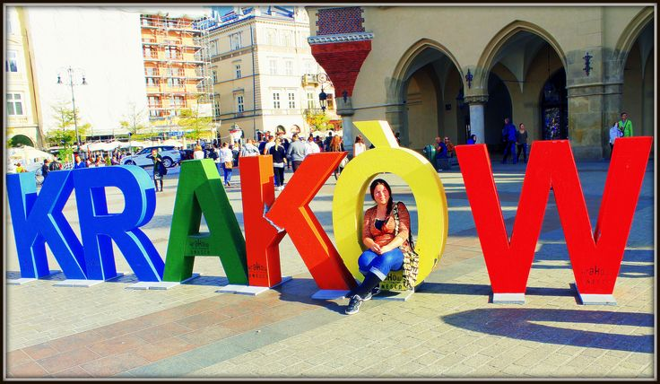 #Krakow #Poland #LiteratureCity #UNESCO #sunnyday #redladybug - more soon on http://twistedredladybug.blogspot.com/