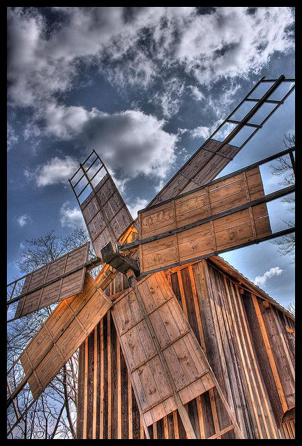 Old Windmills | Old windmill | Flickr - Photo Sharing!