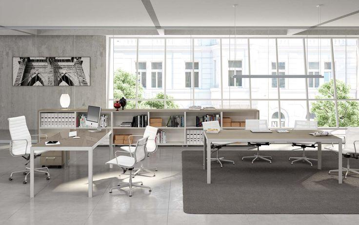 """L'eleganza dell'Ufficio Direzionale """"Funny"""" #interiordesign #reception #officespace www.paolocavazzoli.it"""