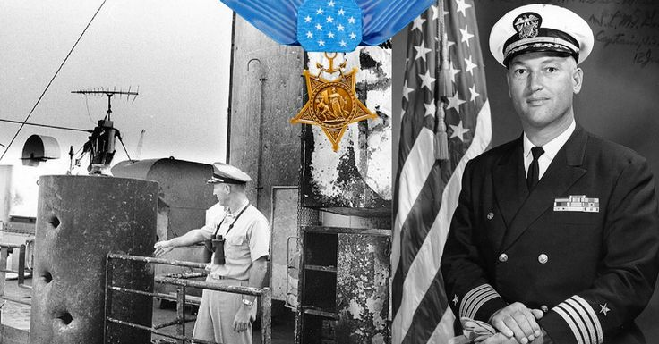 The Medal of Honor for Defending The USS Liberty Against an Attack From Israel