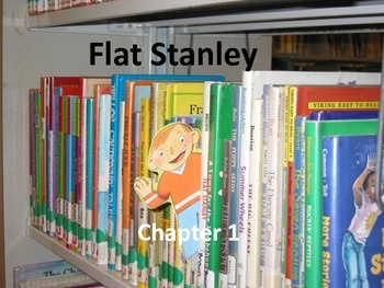 Flat Stanley: A Novel Study & Project by The Colorful ...