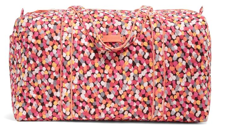Vera Bradley Large Duffel Bag |$34.99 | 60% OFF | Chloe's Deals
