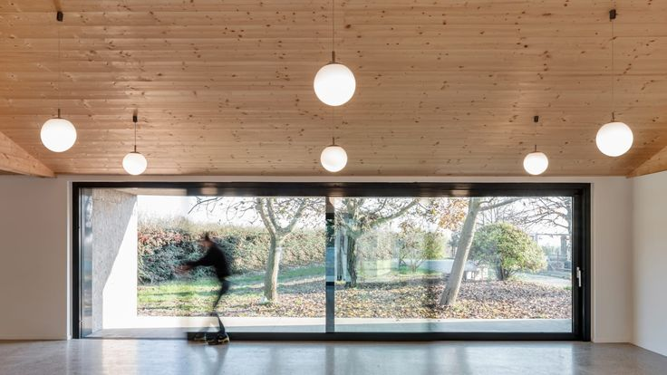 Feast Your Eyes on This Gorgeous Agricultural Pavilion