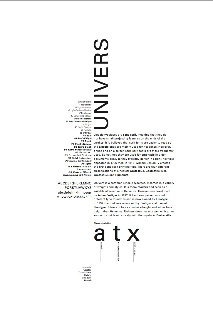 Poster #2 for type.