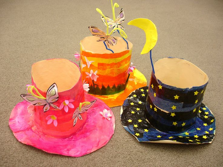 1000+ Images About Crazy Hat Day On Pinterest