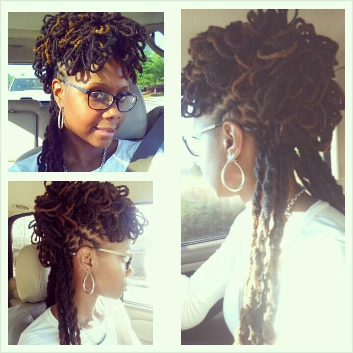 How To Style A Natural Hair Mohawk