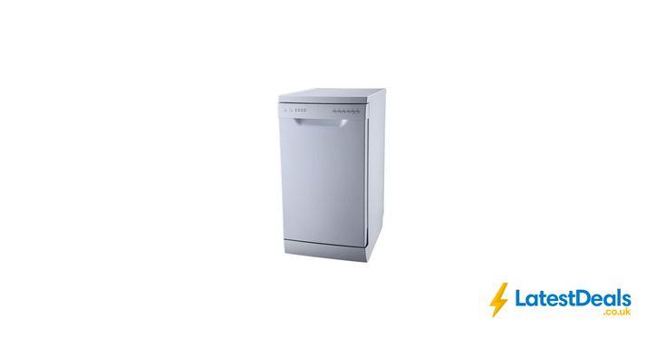 ESSENTIALS Slimline Dishwasher A++ 9 Place White at Currys/ebay, £159.99