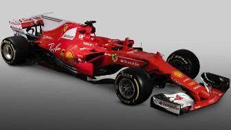 UNIVERSO PARALLELO: Nuova Ferrari FS 70 RC 2017: buone le premesse