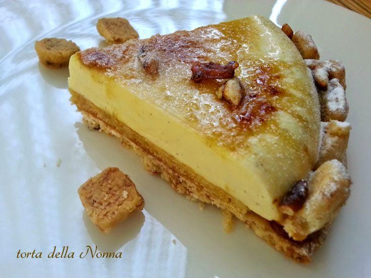I Dolci di Pinella: torta della Nonna