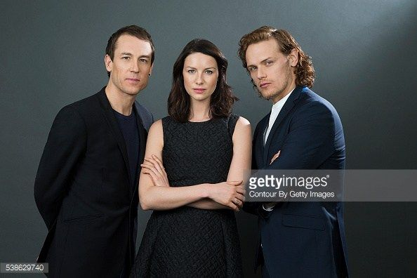 Tobias, Cait, and Sam