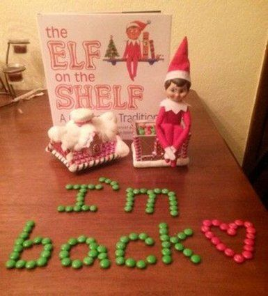 What Is Elf On The Shelf? 15 Ideas For The First Day Back | The Huffington Post