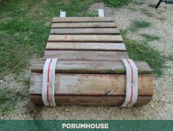 Садовые дорожки - украшение участка и доступ в любую точку - Дом и стройка - Статьи - FORUMHOUSE