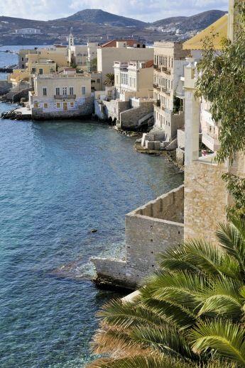 Syros island #Greece