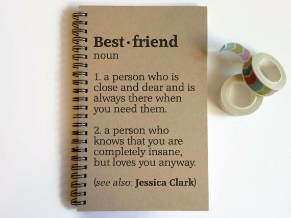Write a journal about friendship