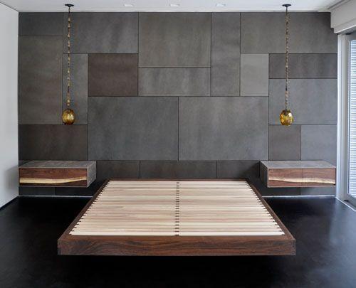 Modern Interior Material: Concrete - Leepedia
