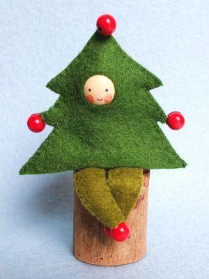 Christmas prankster - how adorable! <3