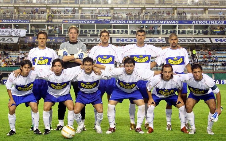Formación del campeón 2005