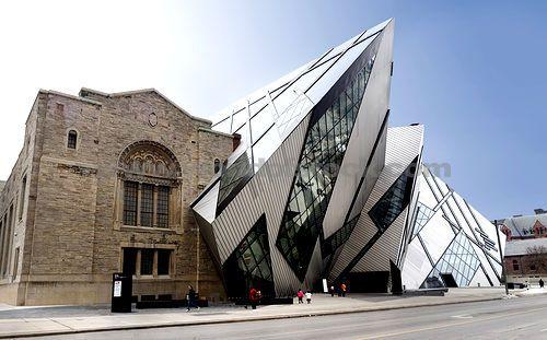 Royal Ontario Museum in Canada