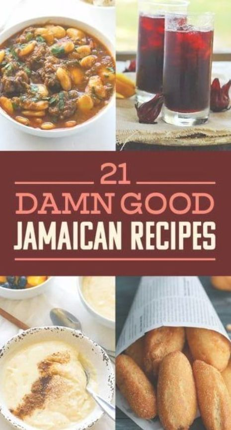 21 Damn Good Jamaican Recipes That Aren't Jerk Chicken  #esperanzawatsicalang