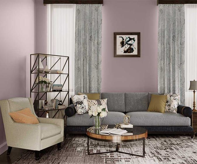 Misty Rose A Magical Minty Freshness Washes Over A Space And You Feel Restful And At Ease It S An Airy Li Paint Colors For Home Room Paint Colors Rose House