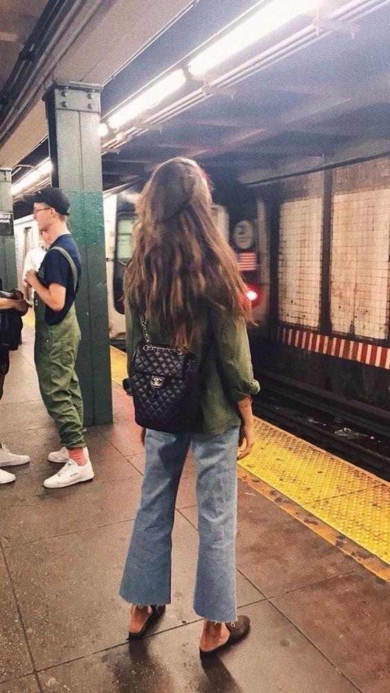 45 Street Style Damenmode 2019 für den Winter bis…