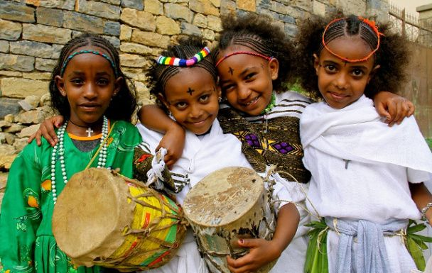 ethiopian flag day song