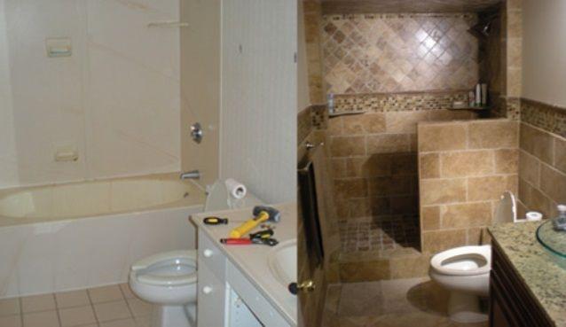 Ανακαίνιση μπάνιου Πειραιάς