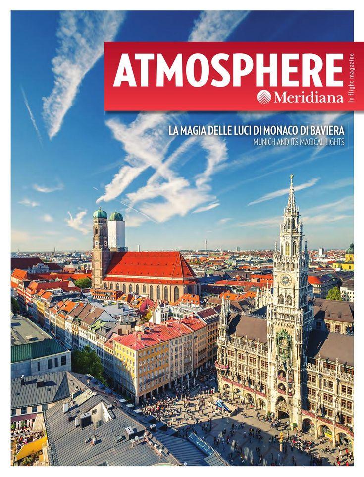 Atmosphere dicembre gennaio 2016  InFlight Magazine Meridiana