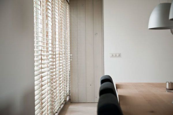 Impression of the interior design designed and produced by Piet Jan van den Kommer
