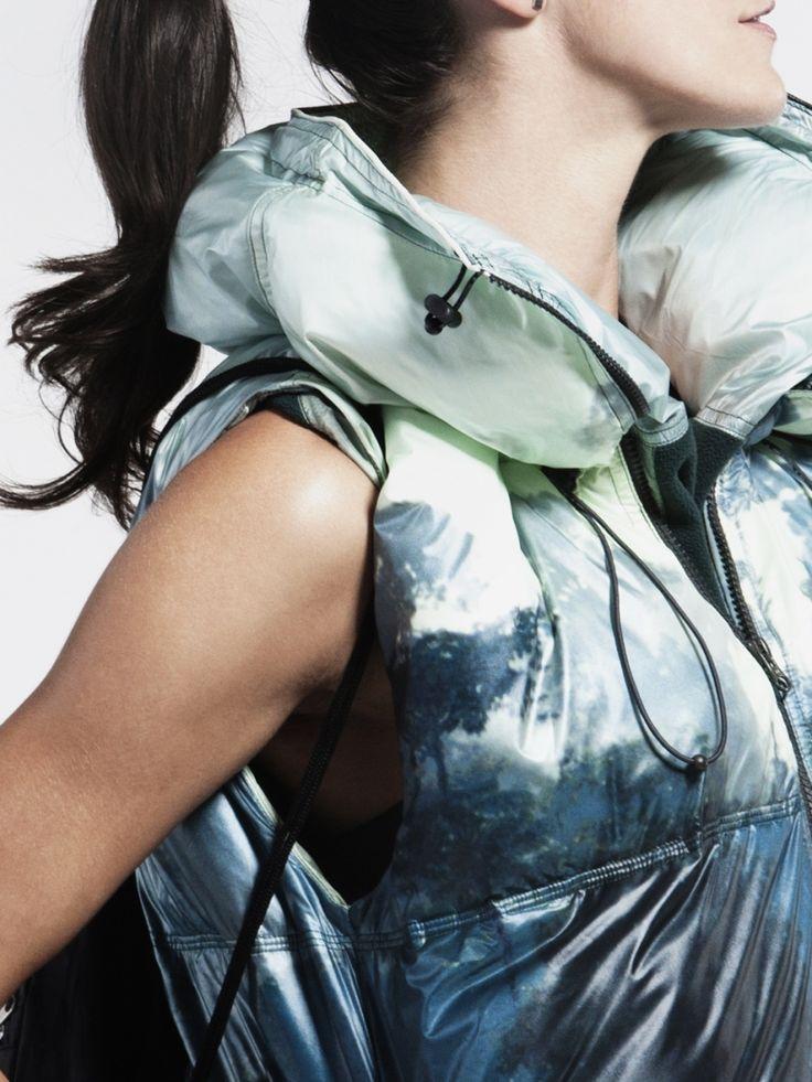 Adidas by Stella McCartney - Weekender Gilet Vest
