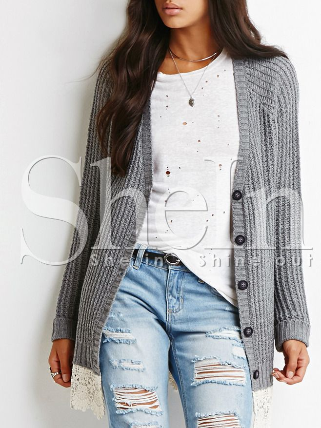 Best 25  Lace cardigan ideas on Pinterest | Lace cardigan outfit ...