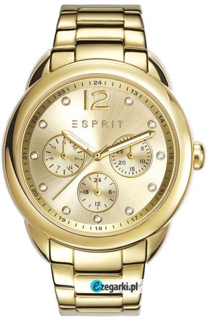Piękny zegarek z najnowszej kolekcji zegarków marki #esprit :) Polecamy.