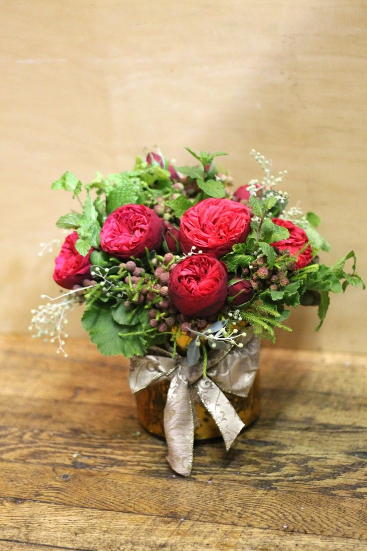92 best holiday florals images on pinterest bloom blossoms and floral send flowers by gotham florist same day delivery in new york city izmirmasajfo Choice Image