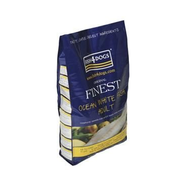 **Deal of the Week** - Save £10 on 12kg of Finest Fish Complete Small-Bite RRP: £53.50 NOW: £43.50 Delivered. Ends 19-08-16 http://www.fish4dogs.com/Prod…/fish-complete-small-bite.aspx #Fish4DogsOffers