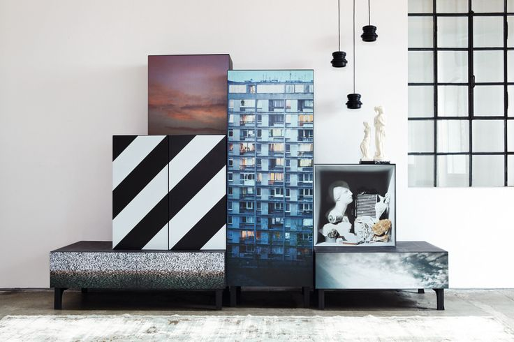 'mindstream' - diesel home collection for moroso.Inspiration, Mindstream Cabinets, Interiors, Art Design, Storage Cabinets, Arnolfini Apartments, Furniture, Old Cabinets, Mindstream Diesel