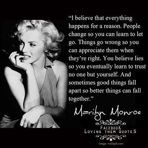 Marilyn Live Love Laugh T Wisdom Wise Words And